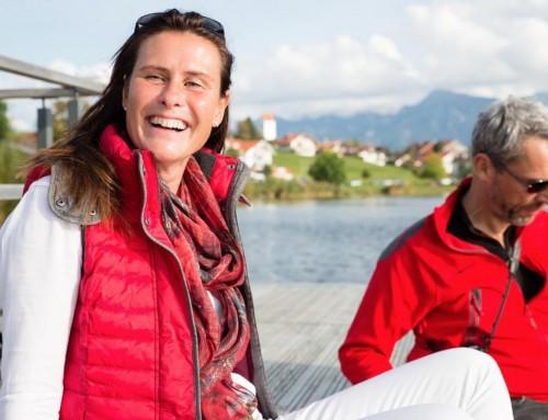 Wandern im Allgäu: Interview mit Christa Fredlmeier, Macherin der Wandertrilogie