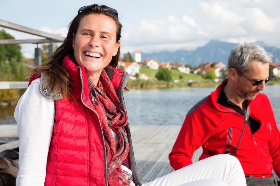 Interview mit Christa Fredlmeier